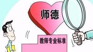 <b>教师党员心得体会范文2019师德师风</b>